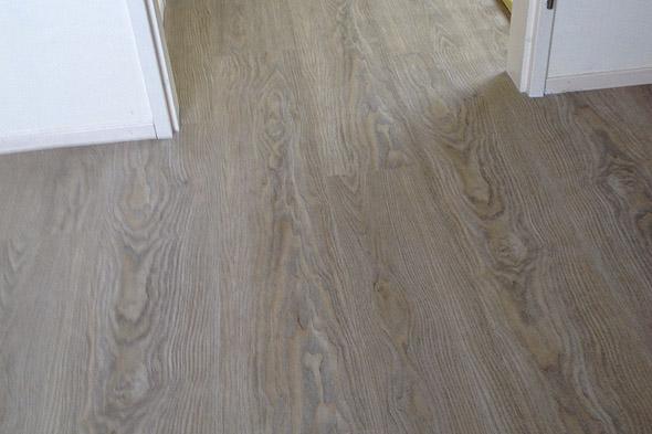 Vinylwood het leggen van pvc vloeren vinylplanken pvc
